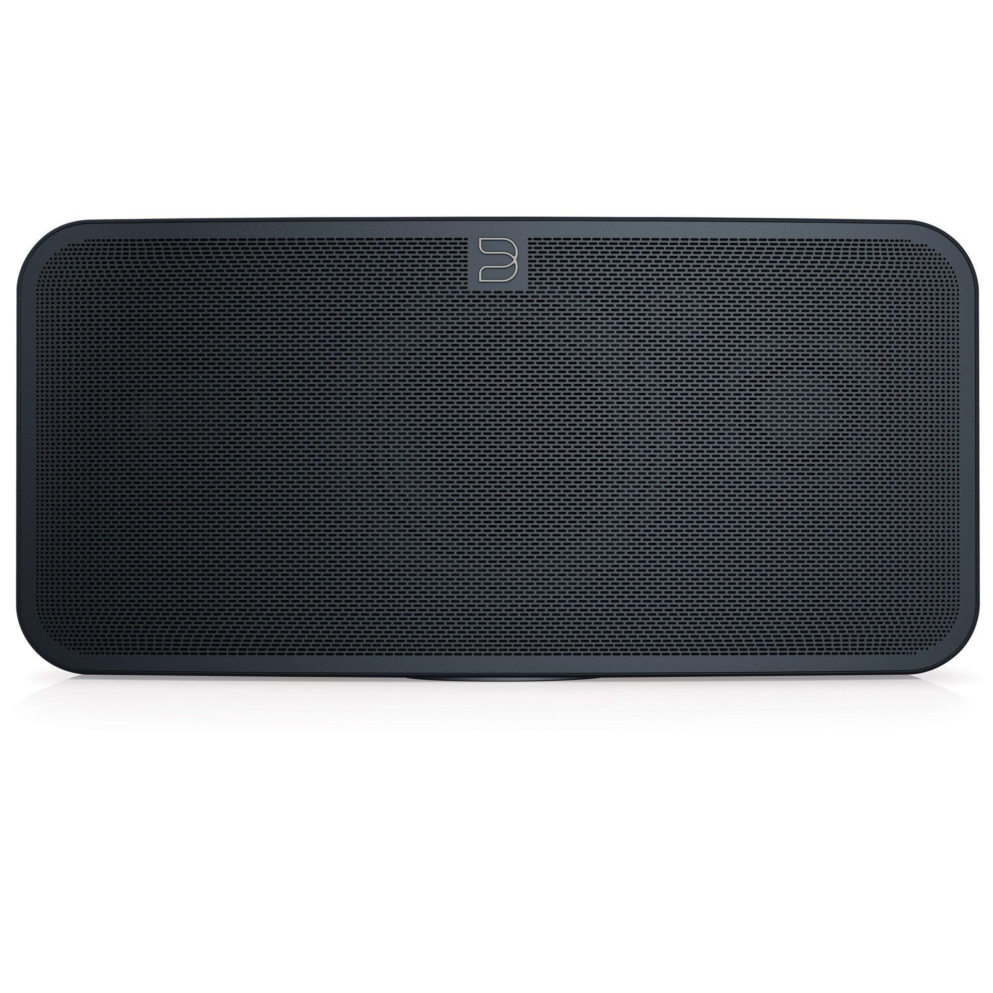 Bluesound PULSE 2 Wireless Multi-room Smart Speaker with Bluetooth - Black