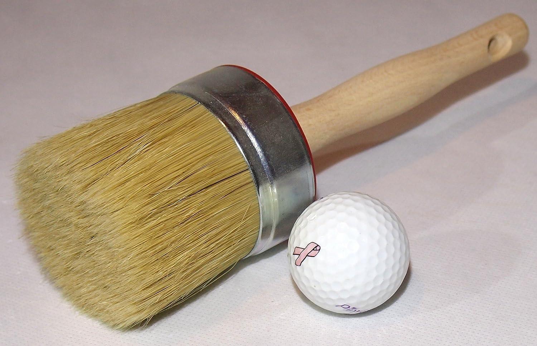 cerdas naturales Brocha de pintura redonda variaci/ón de 11