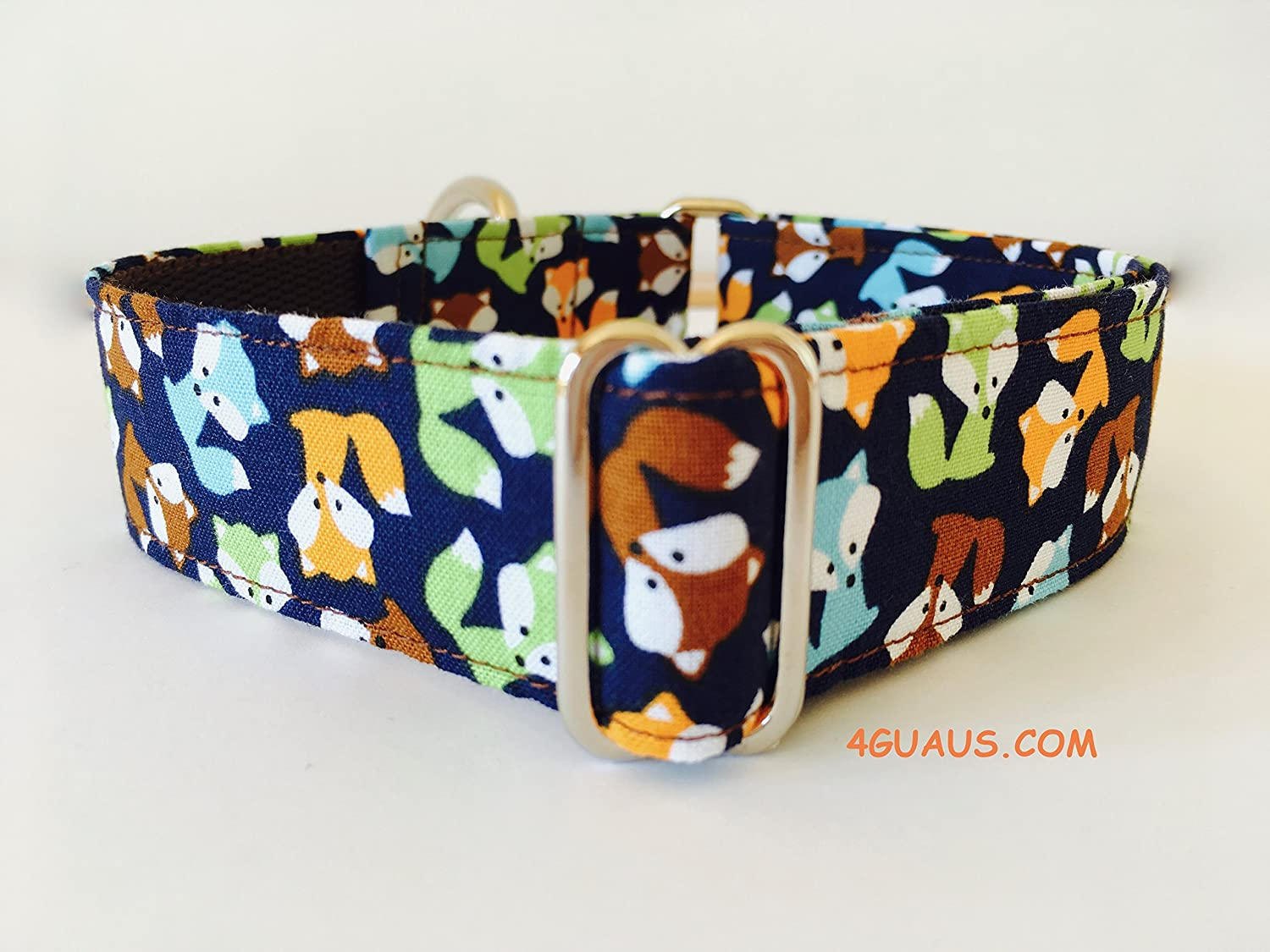 Collar Perro Martingale Modelo Jungle Party