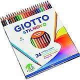 Giotto 256600 Crayons de couleur