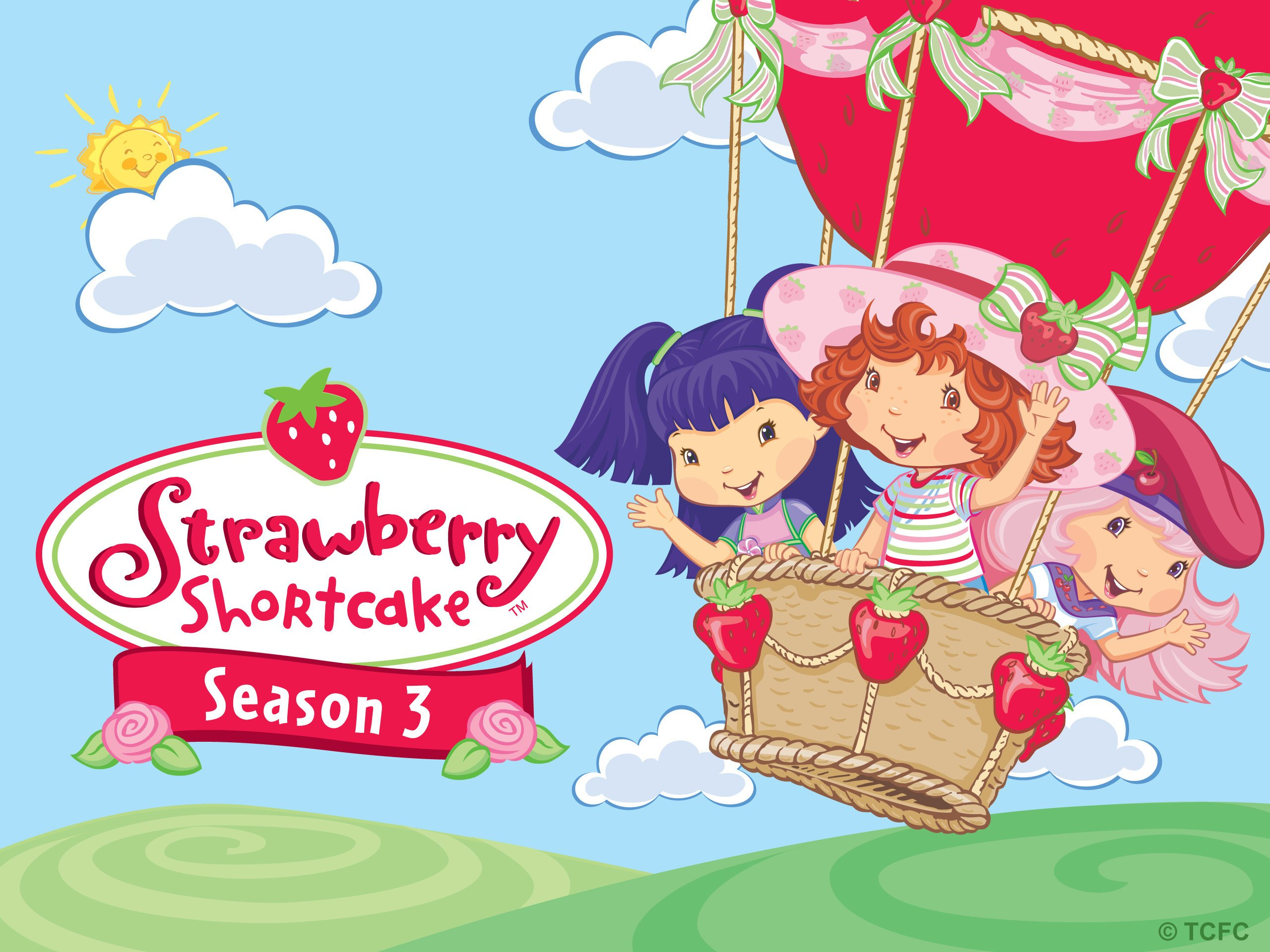 Amazon Com Watch Strawberry Shortcake Season 3 Prime Video