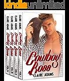 Cowboy Boss - The Complete Series Box Set (A Western Boss Romance Love Story)