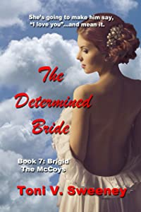 The Determined Bride (The McCoys Book 7)