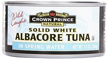 Crown Prince Albacore Tuna in Water – 12 oz