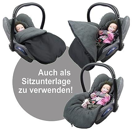 Rawstyle Universal Winterfußsack Für Babyschale Lammwolle Fleece Z B Maxi Cosi Römer Etc 8 Farben Wintersack Fußsack Wolle Neu Fleece Beige Baby