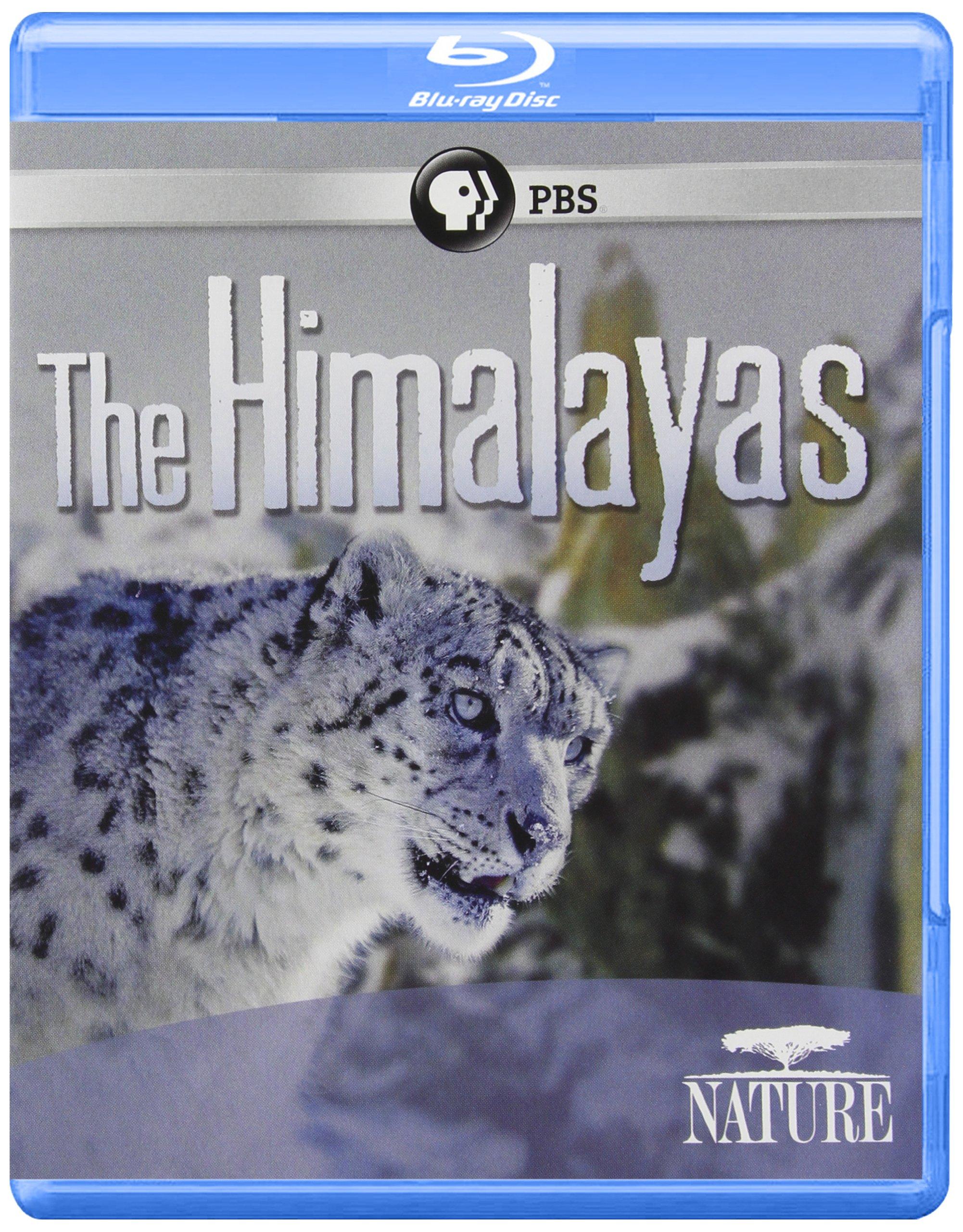 Blu-ray : Nature: The Himalayas (Blu-ray)
