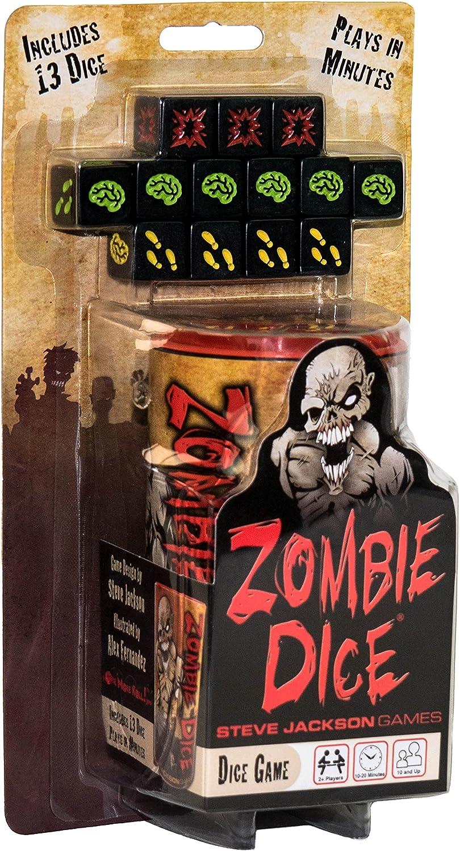 Edge Entertainment - Dados Zombies, Juego de Mesa (EDGSJ02 ...