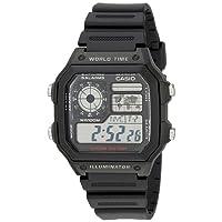 Casio AE1200WH-1A - Reloj multifunción para hombre