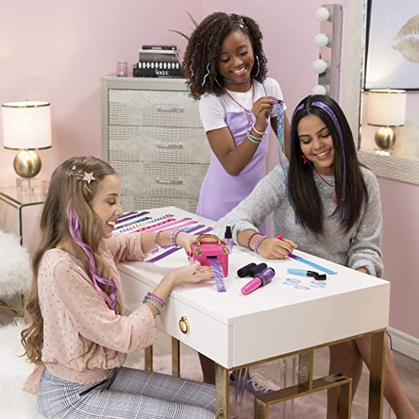 Cool Maker Hollywood Hair Extensions Maker for kids