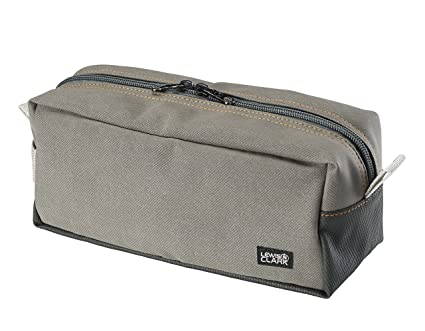 c00702a4672 Amazon.com  Lewis N Clark Brushed Twill Toiletry Kit, Tan  Max s General  Store