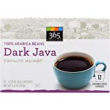 365 Everyday Value, Dark Java Coffee Capsules, 12 ct