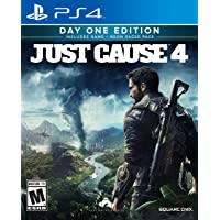 Just Cause 4 Day One Edition for PlayStation 4 by Square Enix