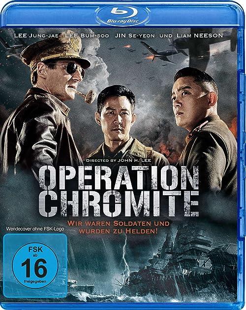 Operation Chromite 2016 BRRip 720p Dual Audio In Hindi