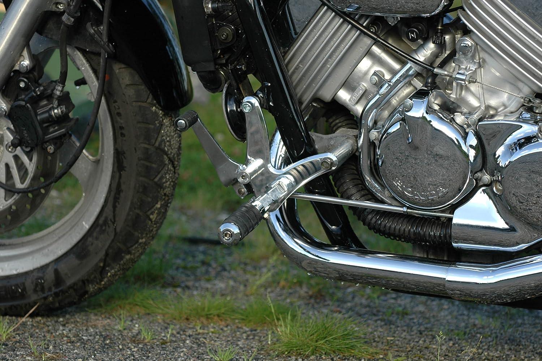 Amazon.com: Refined Cycle FC1-Forward Controls Honda Magna 750 94-03: Automotive