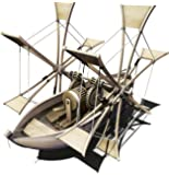 Italeri 3103S Leonardo Da Vinci - Barco de palas a escala [Importado de Alemania]