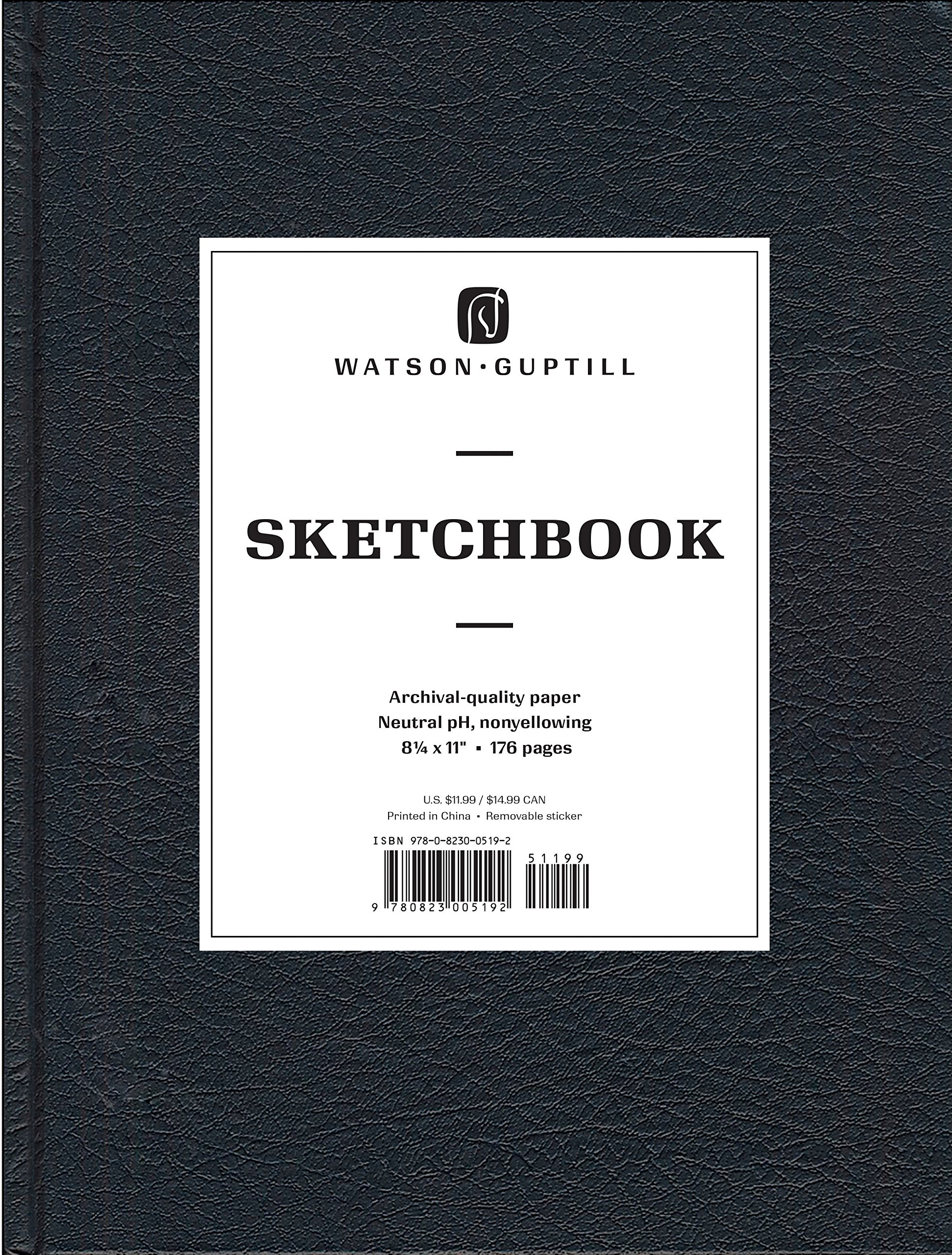 Large Sketchbook Kivar Watson Guptill Sketchbooks product image