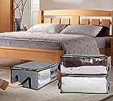 Sleeping Lamb Foldable Comforter Storage Bag