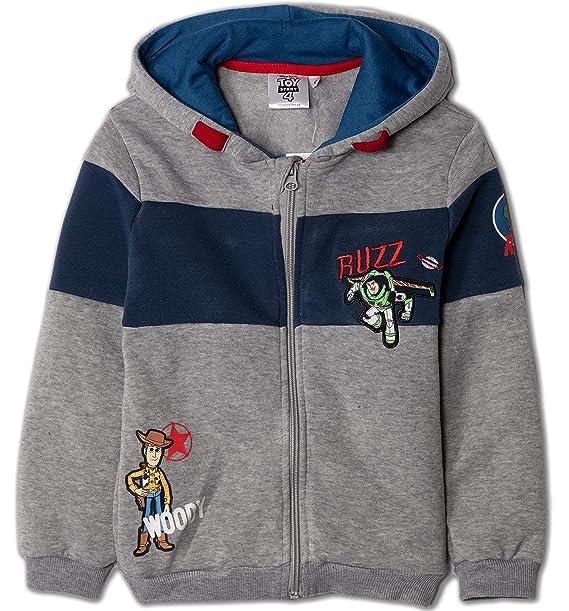 Disney Girls Toy Story Hoodie Hooded Sweatshirt