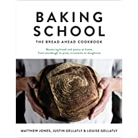Baking School: The Bread Ahead Cookbook