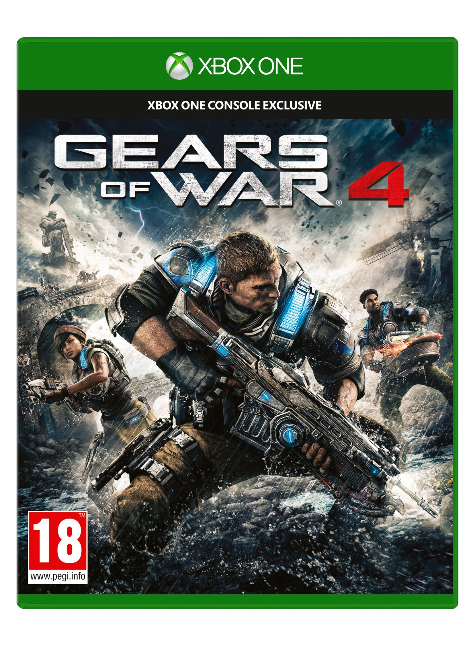 Gears Of War 4 (Xbox One) product image