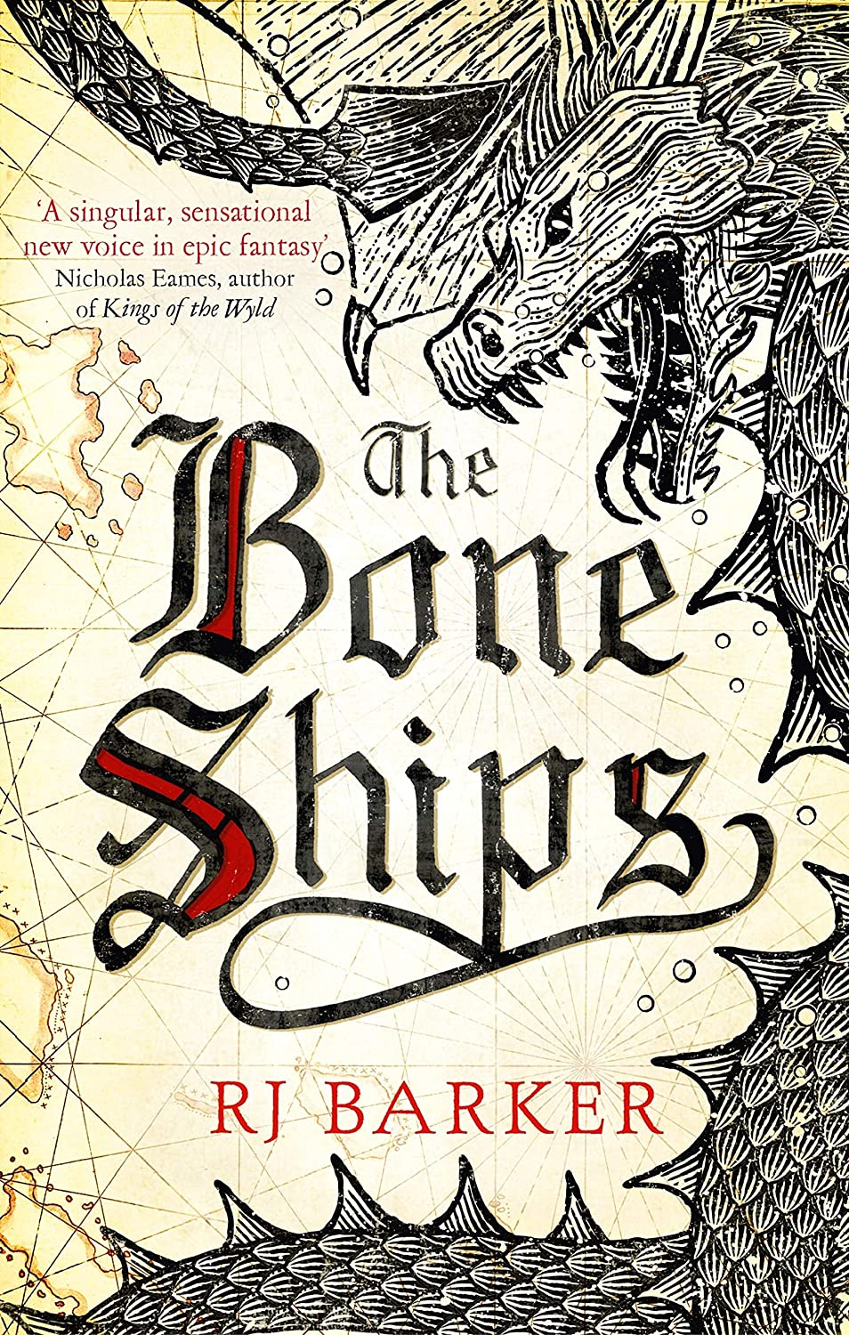 The Bone Ships (The Tide Child Trilogy Book 1) eBook: Barker, RJ ...