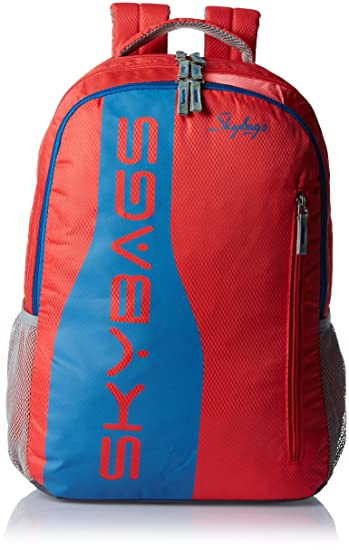 d7da4cd121 Skybags candy plus 04 orange backpack  Amazon.in  Bags