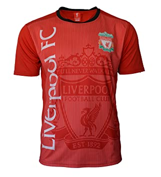 ICON SPORTS Liverpool Soccer Jersey Adult Men s Training Custom Name ... f31f9d718