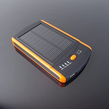 chargeur solaire 6000mah