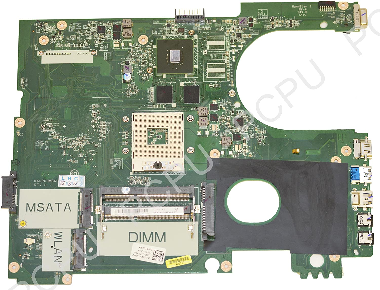 1040N Dell Inspiron N5720 Intel Laptop Motherboard s989