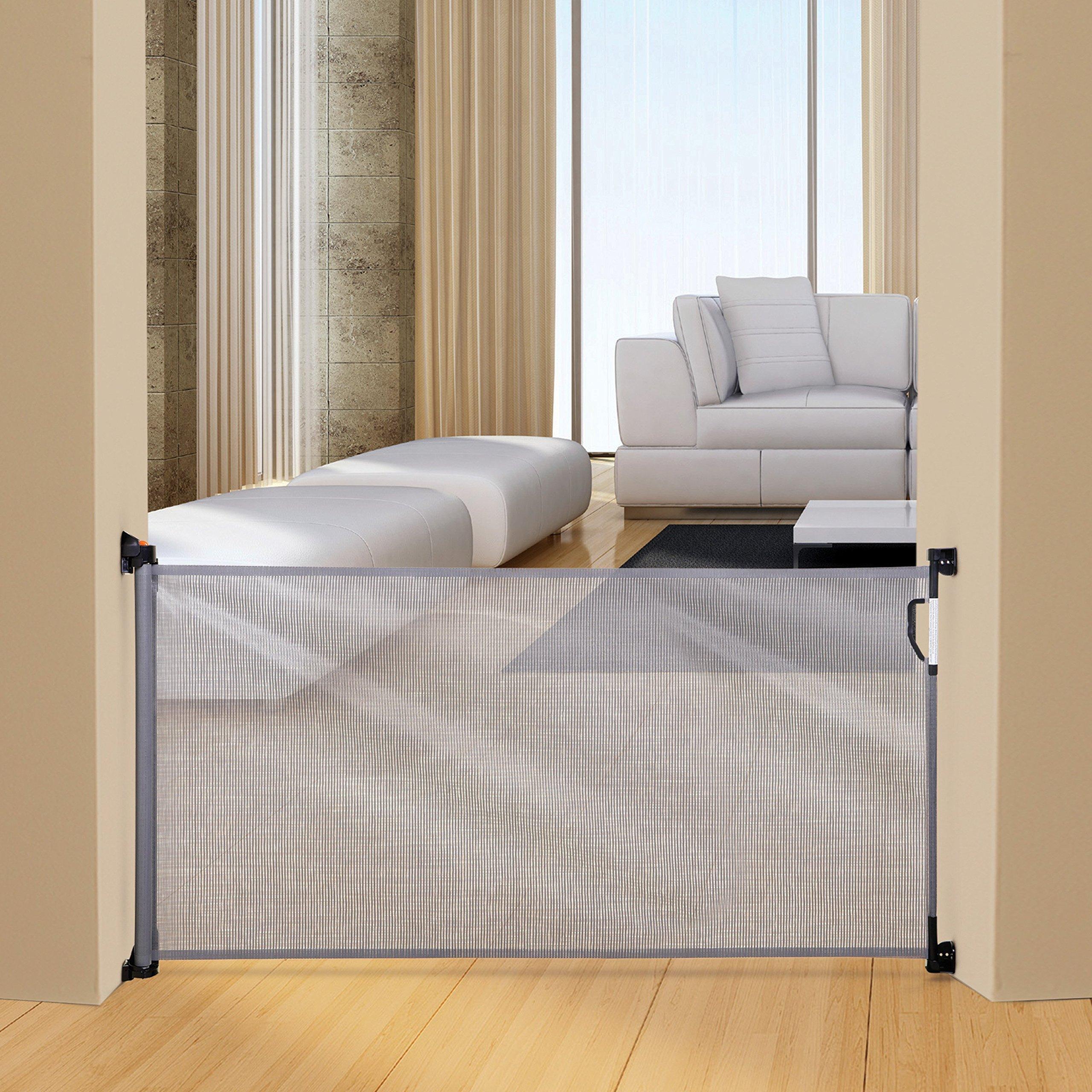 Dreambaby Retractable Gate, Grey by Dreambaby (Image #2)