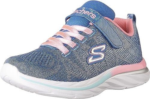 Skechers 81290l, Baskets Fille: : Chaussures et Sacs