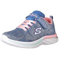 Skechers Mädchen Quick Kicks-Shimmer Dance Sneaker