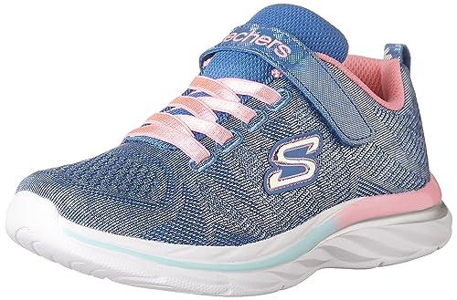 Skechers 81290l, Zapatillas para Niñas: Amazon.es: Zapatos y complementos
