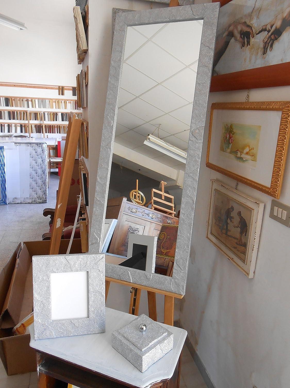 Lavori in cartongesso in cucina for Specchio da parete argento