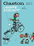 Gaston (Edition 2018) - tome 20 - Lagaffe rebondit (Edition 2018)