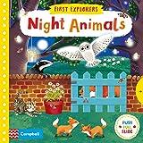 Night Animals (First Explorers)