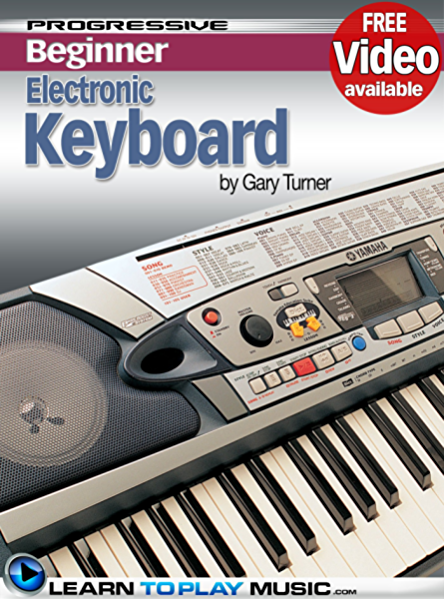 learning electronic keyboard online for free