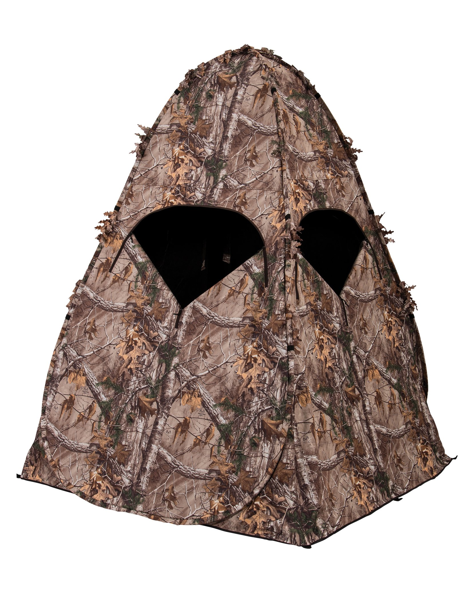 Ameristep Outhouse Ground Hunting Blind, Realtree Xtra by Ameristep