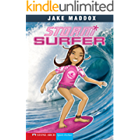 Storm Surfer (Jake Maddox Girl Sports Stories)