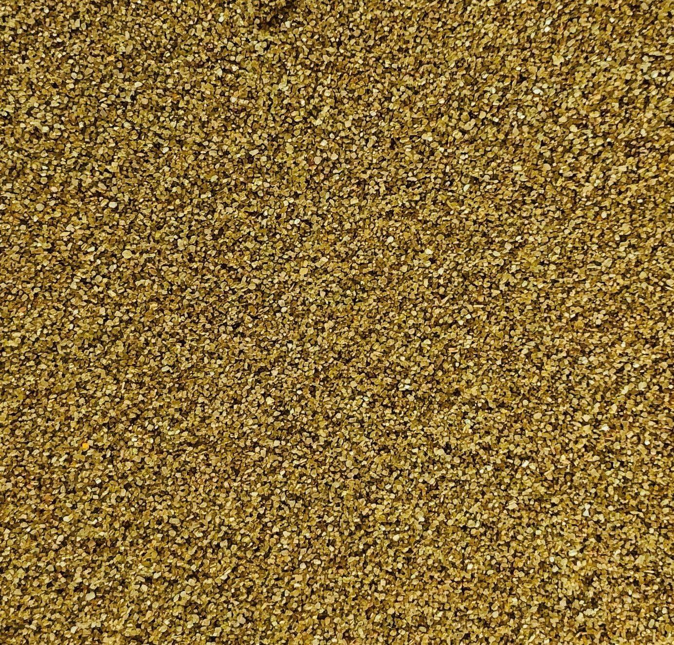 Sable de plage/ Sable de d/écoration de table/ Sable de quartz/ Rhinestone Paradise Sable d/écoratif/ 600/g/ Noir/// blanc/// vert/// bleu/// rouge/// gris/// jaune/// dor/é/&n