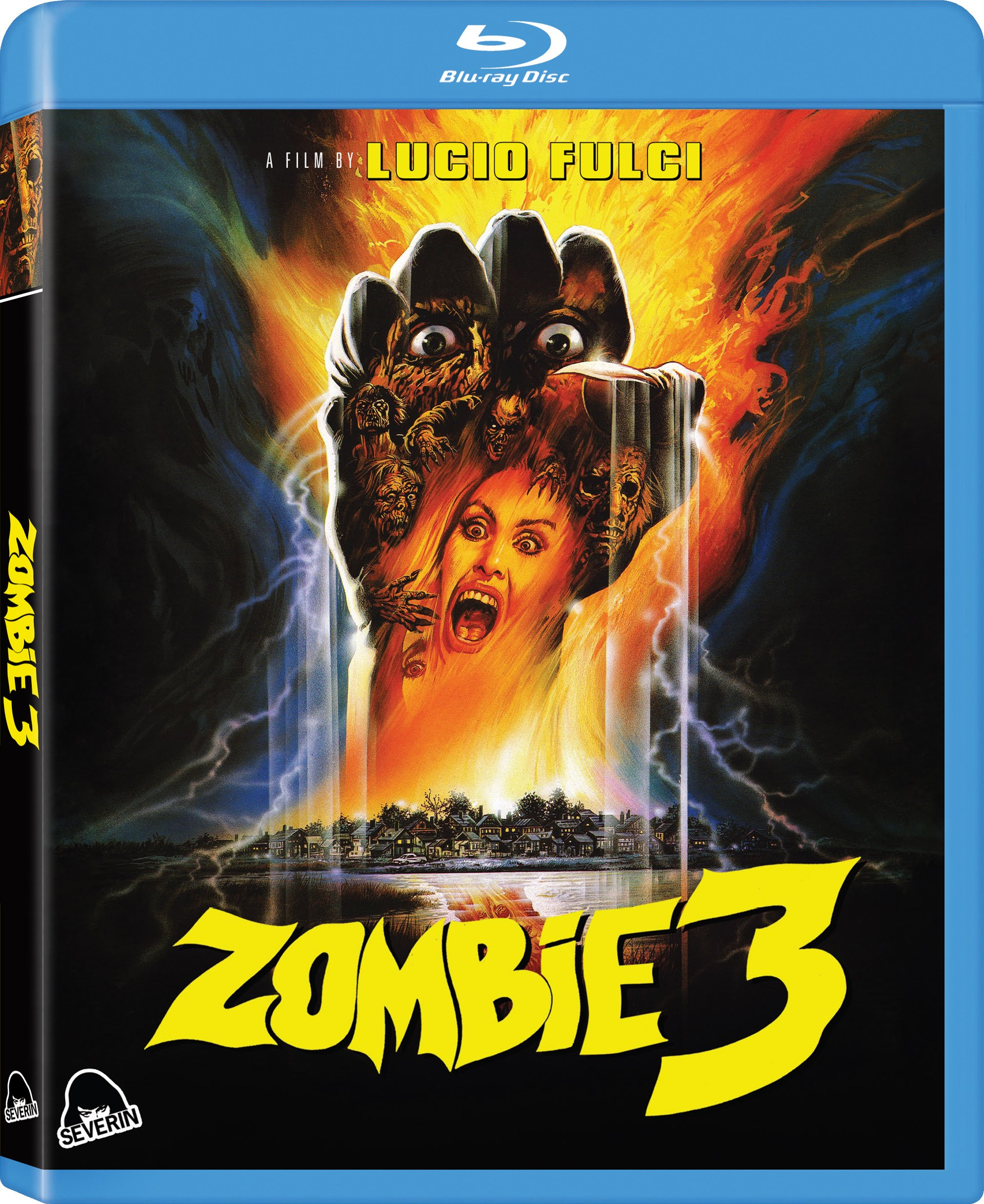Blu-ray : Zombie 3 (With CD, 2 Pack, 2PC)