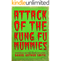 Attack of the Kung Fu Mummies