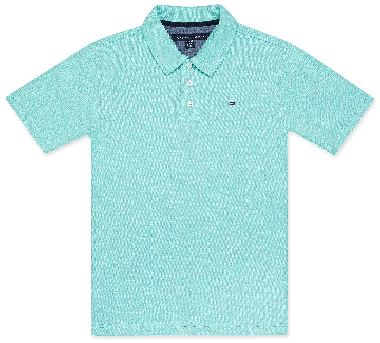 c78123cf Amazon.com: Tommy Hilfiger Boys' Polo Shirt: Clothing