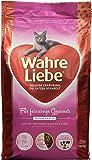 Wahre Liebe Katzenfutter Sensible Katze, 1er Pack (1 x 1.5 kg Packung)