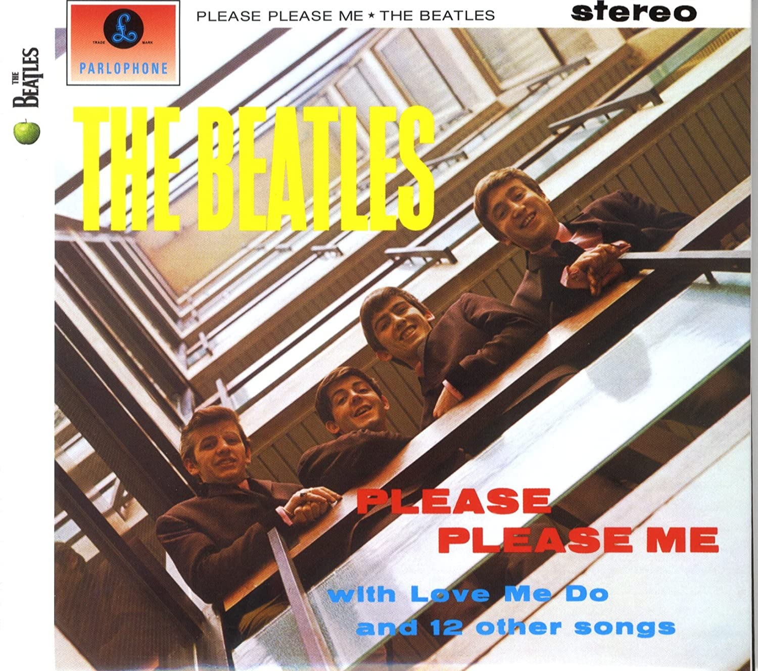 「please please me the beatles」の画像検索結果