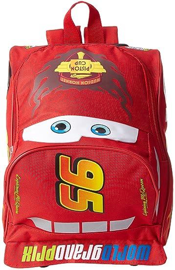 Amazon.com: Disney, mochila en forma de auto de 12 pulgadas ...