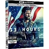 13 Hours: The Secret Soldiers of Benghazi (4K UHD + Digital) [Blu-ray]