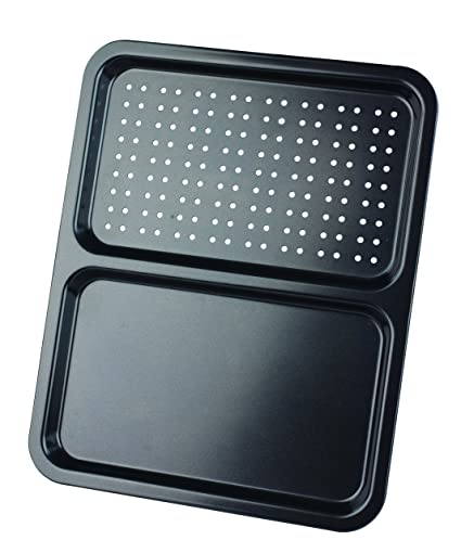 Amazon.com | Tala Non-Stick Dual Baking Crisper Tray: Serving Trays