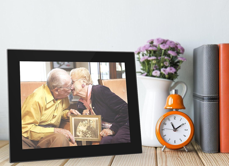 Ever Frames Marco de Fotos Digital de Alta Resolución y 10 Pulgadas con 16 Gb De Memoria por solo 99,99€