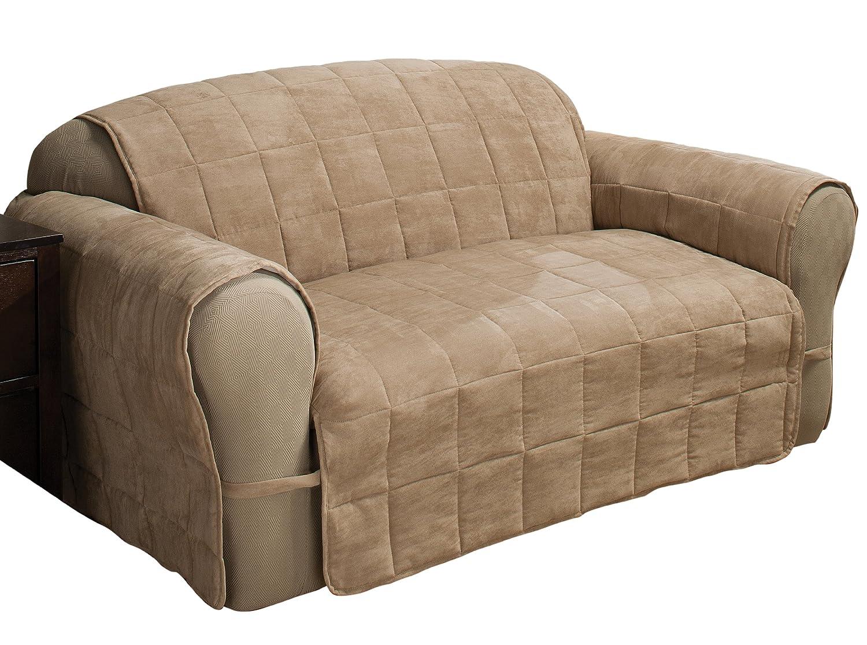 Amazon.com: Innovative Textile Solutions Ultimate Furniture Protector Sofa,  Natural: Home U0026 Kitchen